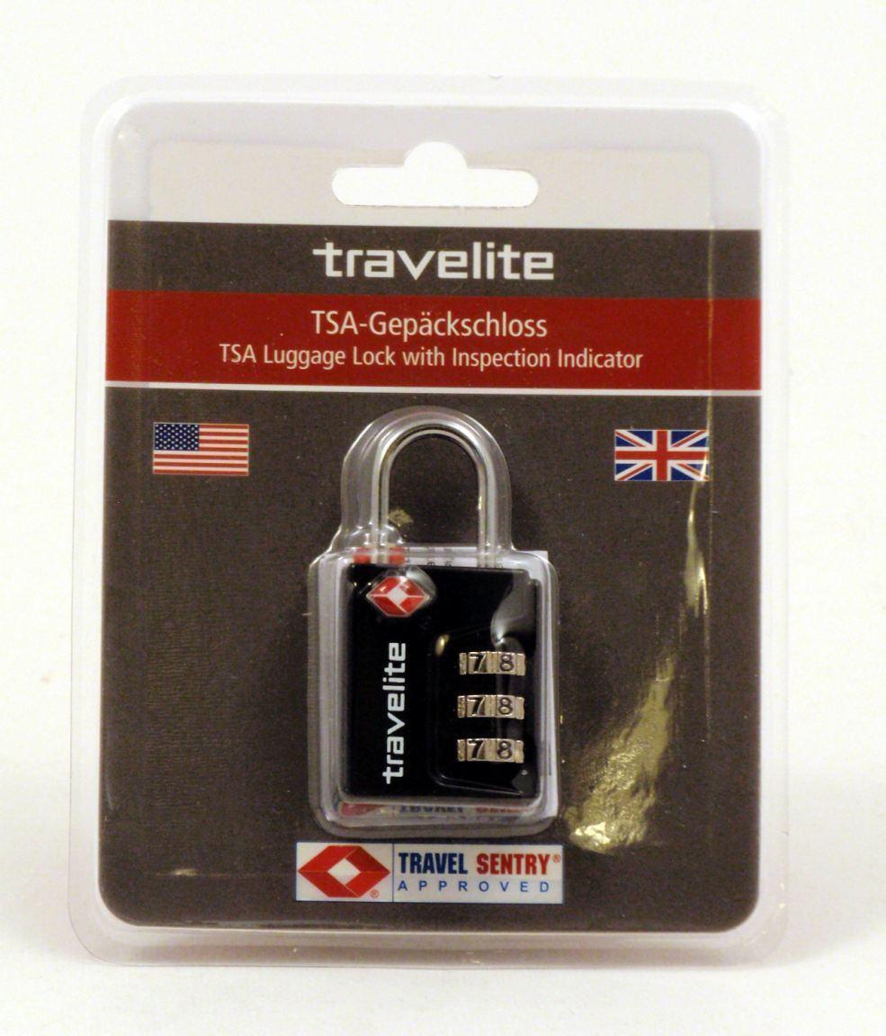 Travelite TSA-Kofferschloss