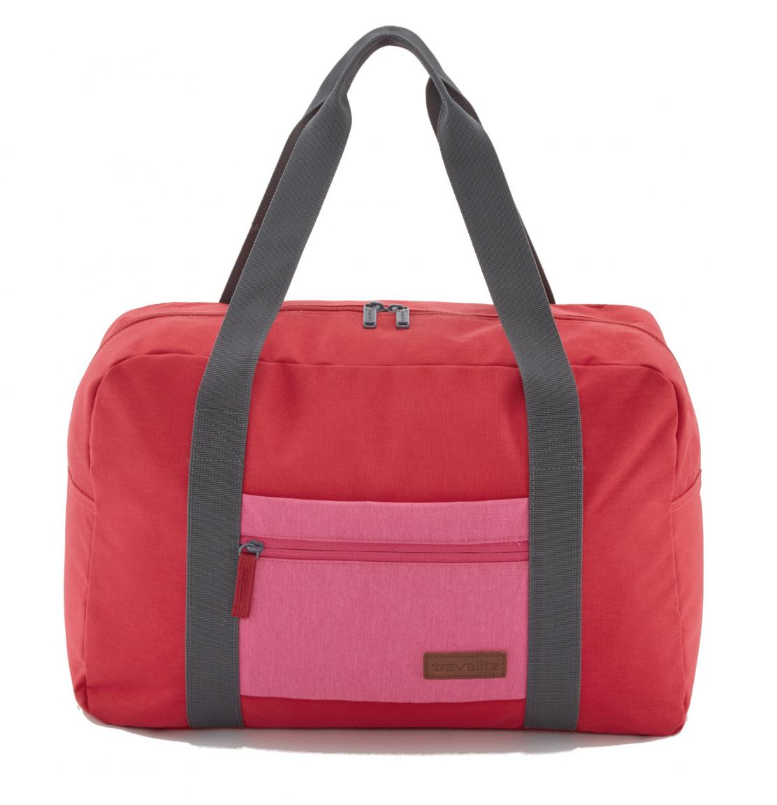 Travelite on board Reisetasche Neopak rot/pink