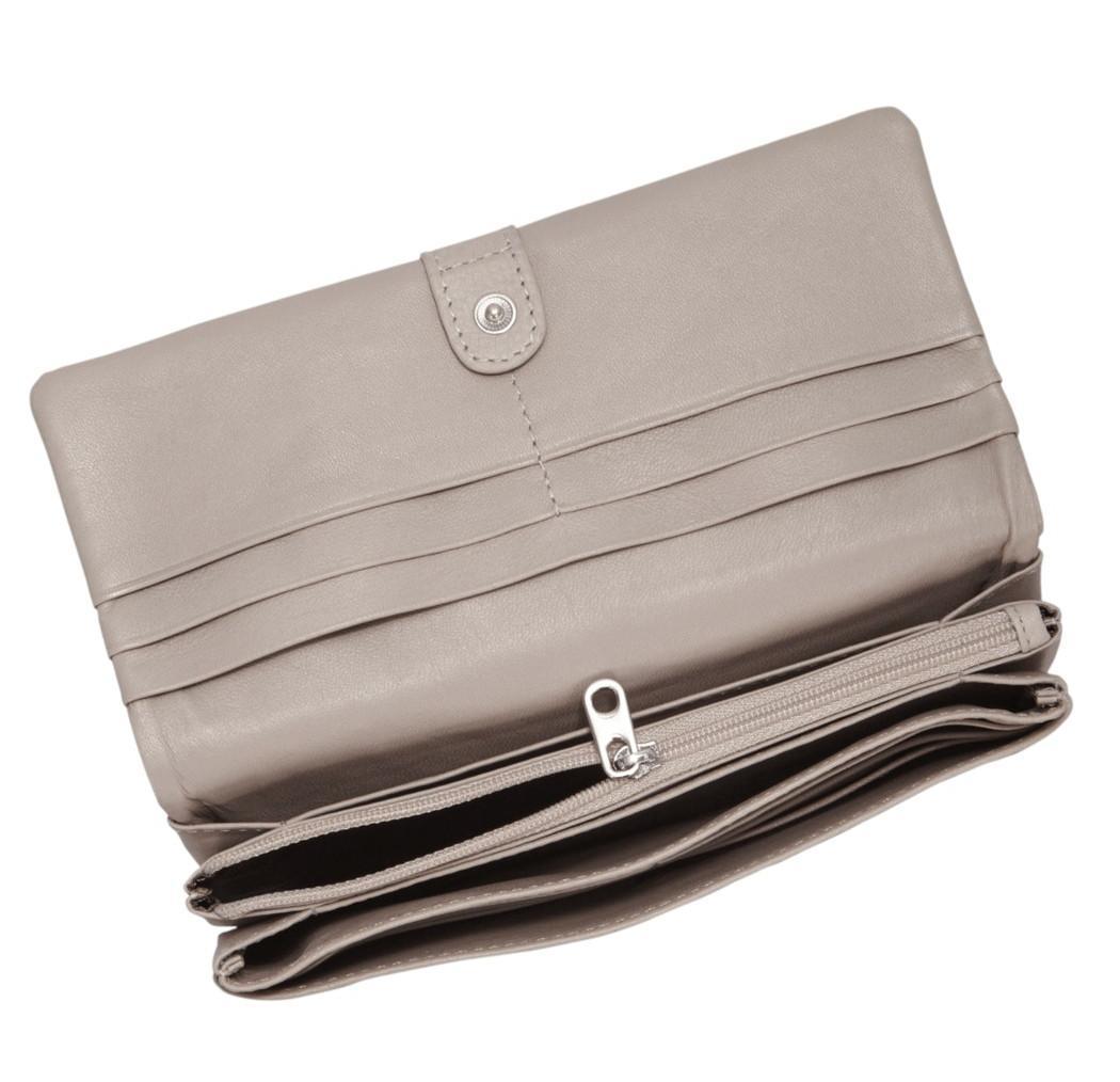 Überschlagbörse Liebeskind Slam E9 grau Cabana String Grey