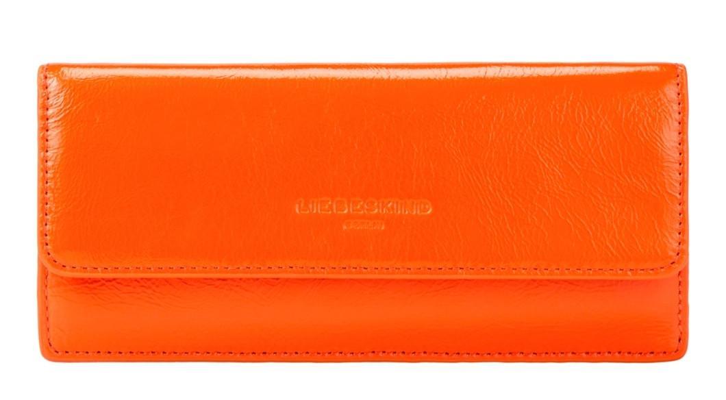 Überschlagbörse Marina PF9 Flame orange Glossy Liebeskind Berlin