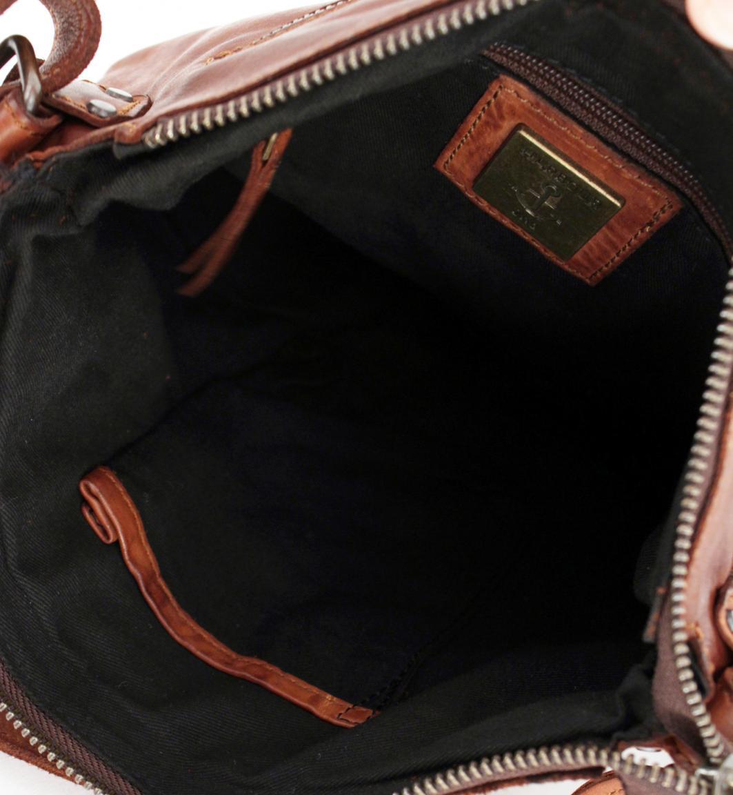 Vintagetasche Isalie Ash crossover Harbour 2nd schwarz