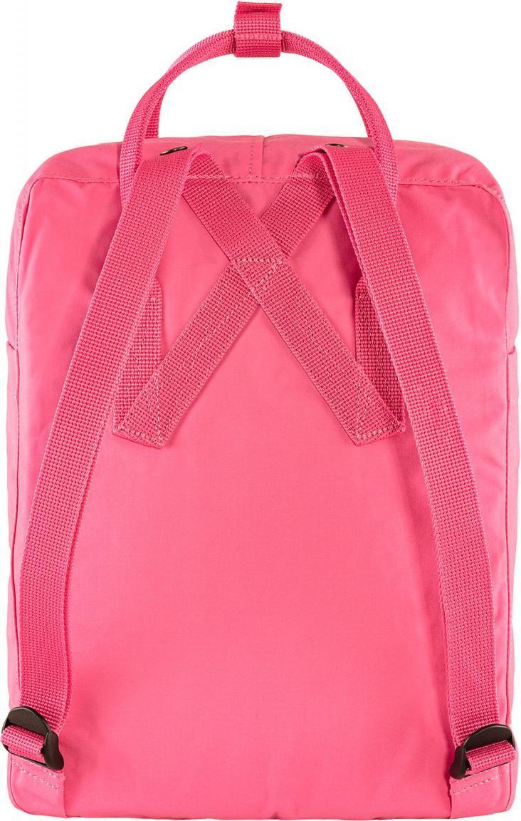 pinker Mädchenrucksack Fjällräven Kanken Flamingo Pink