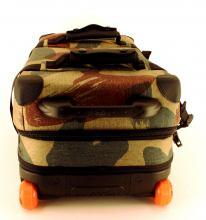 Burton Wheelie FLT Deck Koffer Tanimbar Print