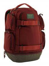 Burton Distortion Schultasche fired brick twill (rot)
