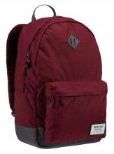 Schultasche weinrot grau Kettle Pack Port Royal Slub Burton