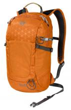 Sportrucksack Jack Wolfskin Kingston 16 Pack orange grid