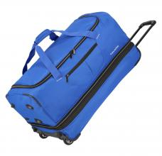 Travelite Trolley Reisetasche 70cm Basics 2-Rad Royal Blau