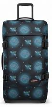 2-Rad-Trolley Eastpak Tranverz M Neon World Satelliten Erde