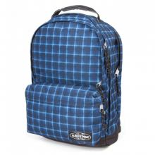 Schulrucksack Eastpak Yoffa charged check blue