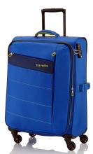 Rollenkoffer Travelite Kite M Royal Blau