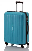 Travelite Uptown Trolley L teal blue