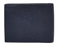 Fossil Mayfair Large RFID Protection Geldbörse Navy Blau
