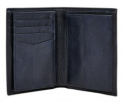 Fossil Mayfair RFID Protection Geldbörse Navy Blau