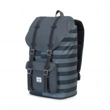 Herschel Little America Notebook-Rucksack routes