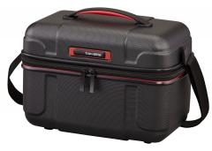 Beautycase Travelite Vector Zip Hartschale schwarz