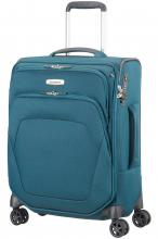 Bordtrolley Samsonite Spark SNG 4-Rad Petrol Blue Spinner 55cm