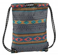 Burton Cinch Bag Turnsackerl Tahoe Freya Weave bunt gemustert