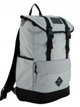 Burton Outing Laptoprucksack grau gemustert Gray Heather