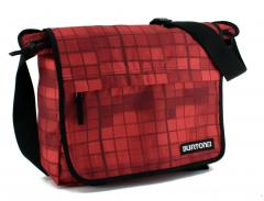 Burton Synth Messenger SS Red Rhombus Quatrate rot
