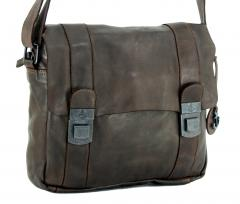 Businesstasche Harbour 2nd Fram Brown Vintage dunkelbraun