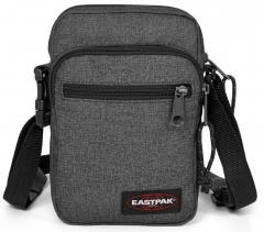 Crossovertasche Eastpak Double One Black Denim dunkelgrau