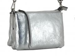 Crossovertasche Gianni Chiarini Three Argento metallic silber
