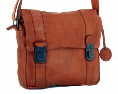 Crossovertasche Harbour 2nd Fram Cool Casual Cognac braun