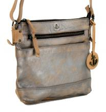 6167fd0f2904c Crossovertasche beige metallic Isalie Harbour 2nd Sand nude