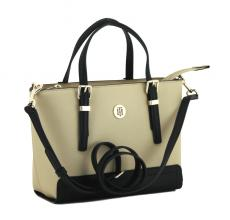Damentasche Tommy Hilfiger Honey Small Tote beige Sandfarben