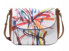 Desigual Crossbody Bag Bols Acid Ink Breda Maxi