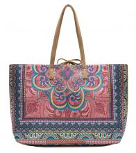 Desigual Shopper Bols Vinland Seattle reversible bunt