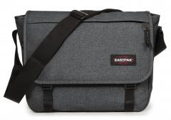 Eastpak Collegetasche Delegate Black Denim dunkelgrau