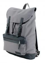 Eastpak London Rucksack Laptopfach grau Mix Grey