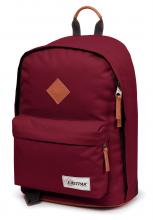 Eastpak Out Of Office Rucksack Notebookfach Into Merlot Rot