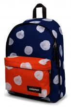 Eastpak Out Of Office Rucksack mit Notebookfach Dots XL
