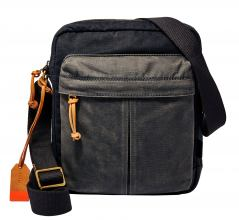 Fossil Defender NS City Messenger Umhängetasche Grey