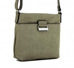 Gerry Weber Be Different Shoulder Bag MVZ khaki grau