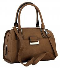 Gerry Weber Bowlingtasche Talk Different Cognac braun