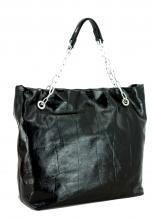 Gianni Chiarini Shoppertasche Alice Nero schwarz Lackleder