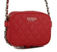 Guess Crossover Tasche Sweet Candy Mini rot gesteppt