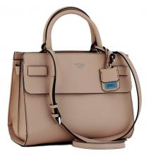 Guess Henkeltasche Cate Taupe altrosa