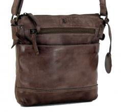 88527459cc07a Harbour2nd Isalie Ledertasche crossover stone grey graubraun