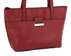 Henkeltasche Gerry Weber Shopper MHZ Talk Different II red rot