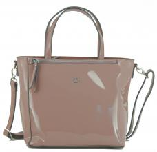 Henkeltasche Limit Gerry Weber altrosa Rosé Lacklederimitat