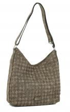 Hobo LVZ Another Day Gerry Weber geflochten Taupe