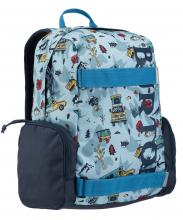 Kinderrucksack Burton YTH Emphasis Backpacker Camping blau