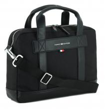 Laptop-Tasche Tommy Hilfiger Tailored Computer Black schwarz