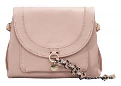 Ledertasche Scouri Crossbody Liebeskind Berlin Dusty Rose rosa