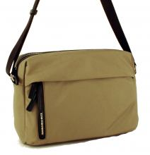 Mandarina Duck Hunter Crossover Nylontasche Taupe