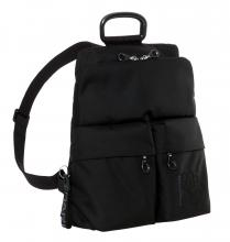 Mandarina Duck MD20 Backpack Rucksack Black Schwarz